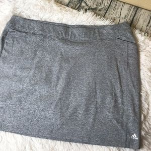Adidas climate cool stretch skirt skort